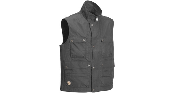 Fjllrven Men's Reporter Lite Vest dark grey